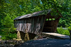 Historic Pisgah Covered Bridge - Asheboro, North Carolina