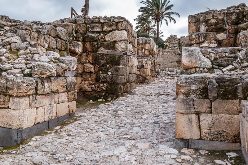 Entry Gates to Megiddo