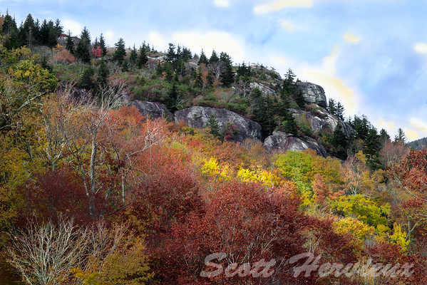 Autumn on the Mountain