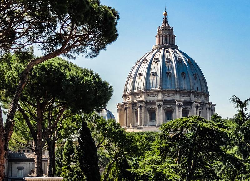 """St. Peter's Basilica"" - Vatican"