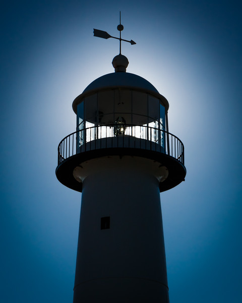 """Radiant Splendor"" - Biloxi Lighthouse, MS"