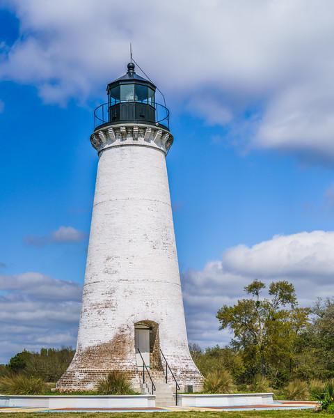 Round Island Lighthouse - Pascagoula, Mississippi