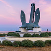Anchor Monument, Gulfport Harbor, MS