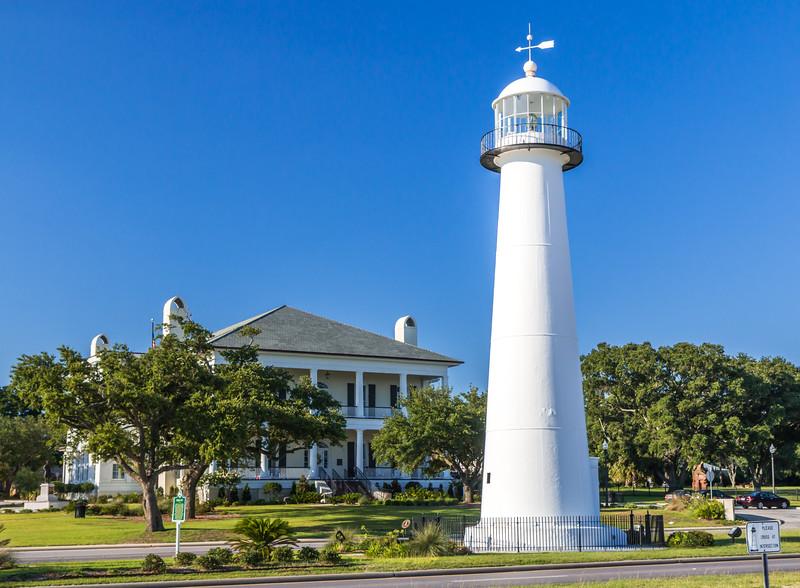 BIloxi Lighthouse and Visitor Center - Biloxi, Mississippi