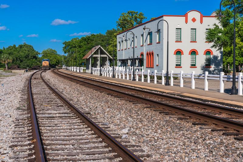 Bay St. Louis Train Depot