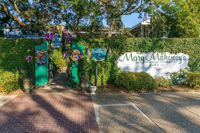 Mary Mahoney's Restaurant
