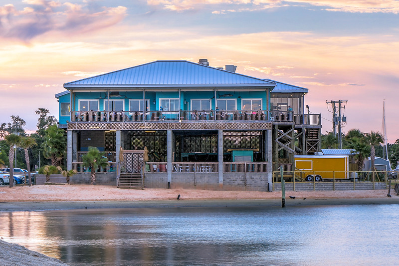 Steve's Marina Restaurant - Long Beach, MS