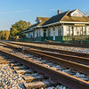 L&N Train Depot in Ocean Springs, Mississippi