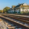 L&N Train Depot in Ocean Springs, Mississippi