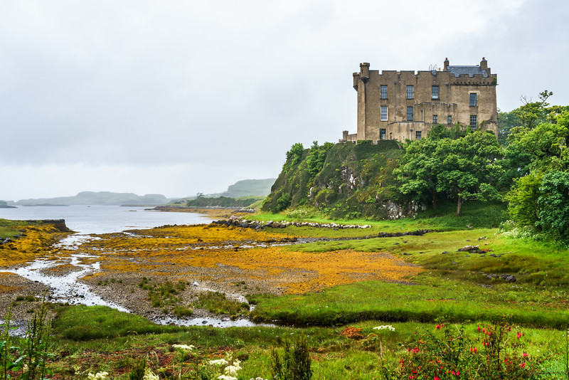 Dunvegan Castle - Isle of Skye, Scotland