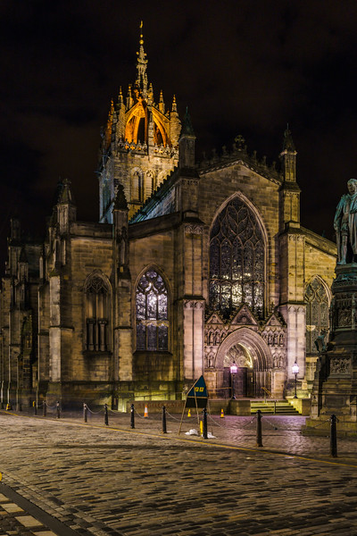 St. Giles Cathedral - Glasgow, Scotland