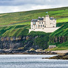 Dunbreath Castle - Caitheness, Scotland