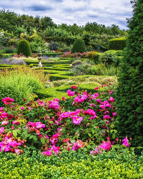 Cawdor Castle Gardens - Scotland