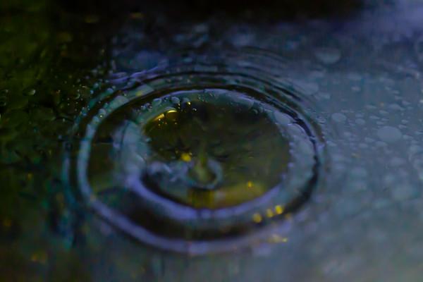 Oily Drop