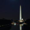 Super Moon over Washington DC - November 13, 2016