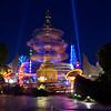 Astro Orbitor in Motion~ Disneyland<br /> <br /> Anaheim, CA.