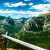 Rocky Mountain High~ Forest Canyon Overlook in Rocky Mountain National Park