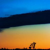 Three Layer Sunset~<br /> <br /> Joshua Tree National Park