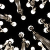 """Pole Position~<br /> <br /> Los Angeles County Museum of Art<br /> <br /> Chris Burdon's """"Urban Light"""" installation of 202 restored antique street lamps that once lined the city streets of early Los Angeles"""