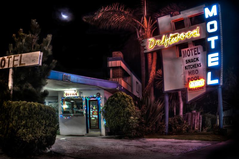 Driftwood Motel~<br /> <br /> <br /> PCH Torrance, Ca.
