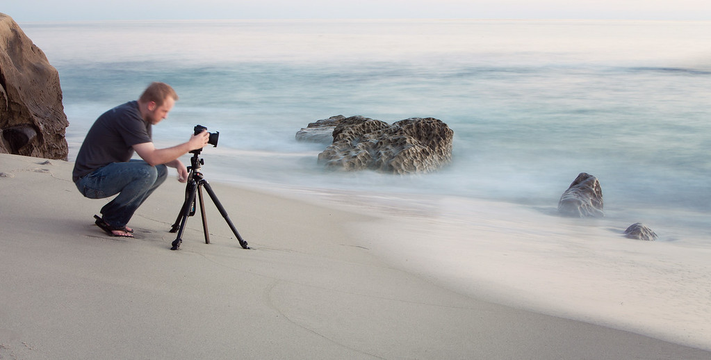 Get out and take pictures. You'll capture great memories, and using your camera will become second nature.