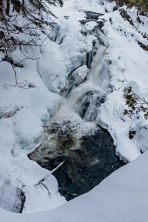 Falls at Wilmington Notch