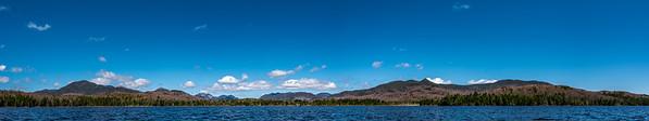 Second Pond Panorama