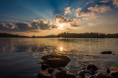 Lower Saranac Lake