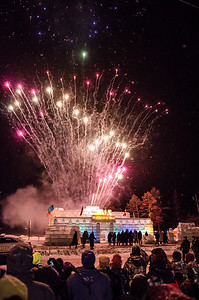 Saranac Lake Ice Palace