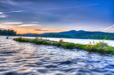 Saint Regis Pond