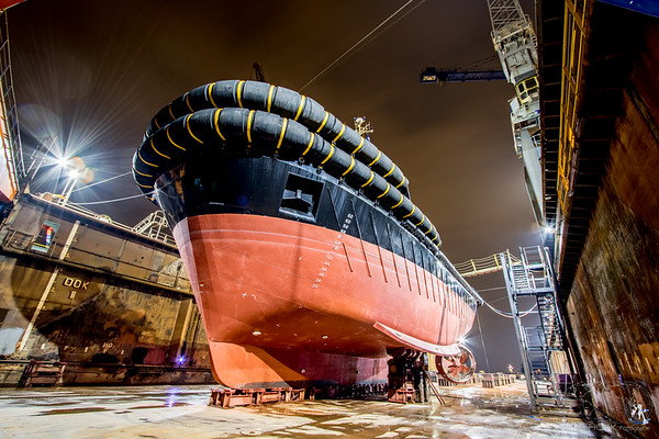 Iskes Towage & Salvage Tug Mars. a 3212 ASD Tug built by Damen Vietnam. Mars has a 82 tonnes bollard pull