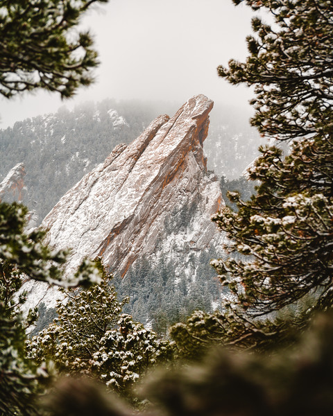 Boulder, Colorado by Frankie Spontelli