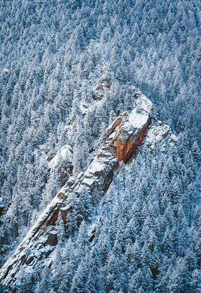 Boulder, Colorado by Frankie Spontelli