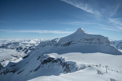 Glacier des Diablerets mit Oldenhorn