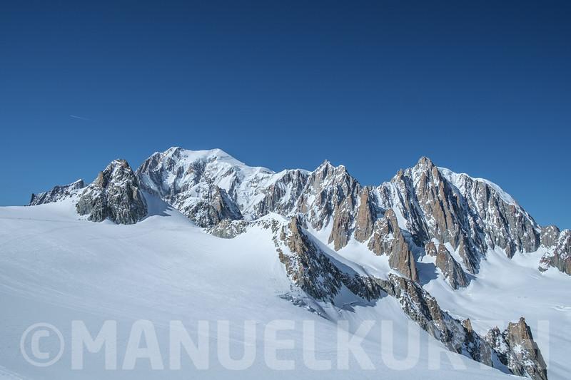 Mont Blanc Massif