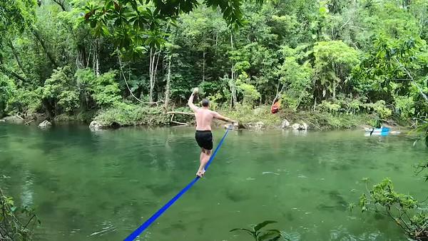 Kayak - Slackline - Kayak