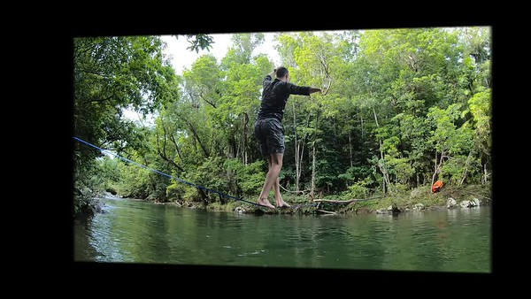 Kayak - Slackline - Kayak ( Short)