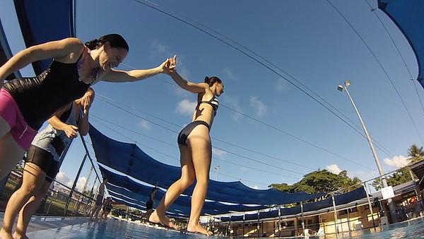 Water-Line Fun