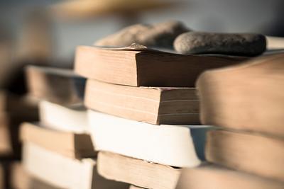Books on the beach 6