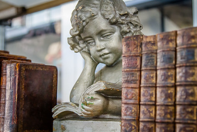 Angelic old books