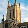 Bury St Edmunds tower