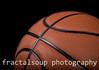 basketball close-up