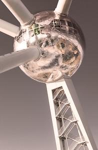 Atomium, Belgium, Places, Brussels, Jeroen Roosen