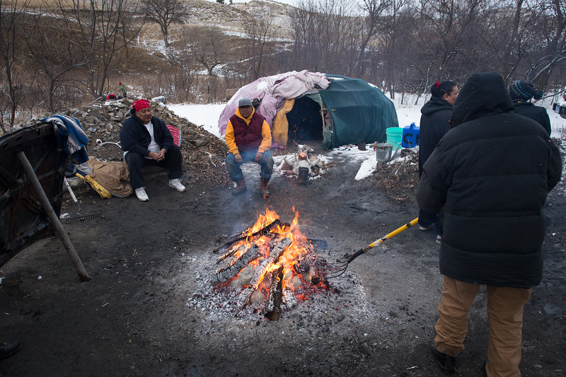 """The Inipi (Sweatlodge) is the second sacred Lakota Rite. Inipi means """"to live again"""" and it is the rite of purification. This particular rite is done before any significant undertaking to cleanse the mind and spirit. The Inipi rite will help the vision seeker to enter a state of humility, thus undergo a spiritual rebirth of sorts."""