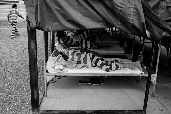 Maricopa County Jail (Tent City) - Anthony Karen