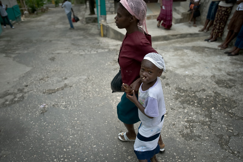 Haiti. The cause of cleft lip and palate is generally unknown. Scientists believe that clefts are largely due to a combination of genetic and environmental factors. Another factor to consider relates to medication taken during the time of pregnancy or a virus.