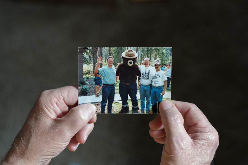 Bufred O'Neil Furrow (3rd from left)  - on August 10th, 1999 Bufred O'Neil Furrow entered the lobby of the North Valley Jewish Community Center in Granada Hills, CA and opened fire with a semi-automatic weapon, firing 70 shots into the complex. The gunfire wounded five people. The shootings ended with the death of Joseph Ileto, who was a postal worker a few miles away from the center. According to testimony, Furrow shot Ileto nine times, because he thought Ileto was Latino or Asian.  <br /> <br /> Furrow was recruited into Aryan Nations in 1994 by the man on the far left, who has since renounced his former racist beliefs and is now a devout Christian.