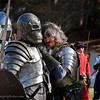 December 14, 2011 - Looming Battle<br /> <br /> This is from way back in 2006 at the Escondido Renaissance Faire.