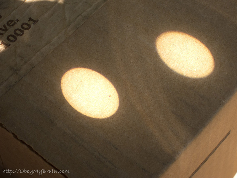 June 5, 2012 - There's a Little Venus In My Eye