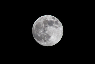 June 22, 2013 - Supermoon!